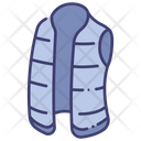 Insulated vest Icon