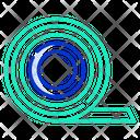 Insulating Tape Icon