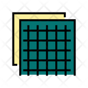 Insulation Grid Color Icon