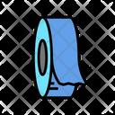 Insulation Roll Color Icon