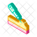 Insulin Injection Isometric Icon