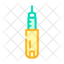Injector Insulin Diabetes Icon