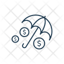 Insurance Coins Emergency Icon