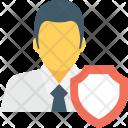 Insurance Avatar Adminstrator Icon