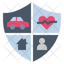Insurance Assurance Protection Icon