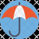 Insurance Umbrella Safe Icon