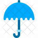 Insurance Umbrella Money Icon