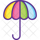 Insurance Parasol Umbrella Icon