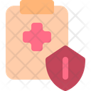 Insurance Medical Health Icon