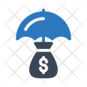 Insurance Dollar Protection Icon