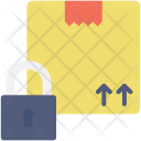 Insurance Lock Package Icon