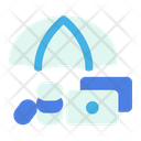 Protect Investation Currency Icon