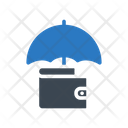 Insurance Wallet Protection Icon