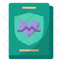 Insurance Document Protection Icon