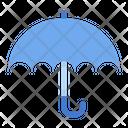 Umbrella Insurance Protection Icon