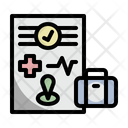 Insurance Protection Shield Icon