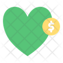 Insurance Coin Money Icon