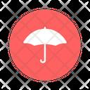 Insurance Canopy Parasol Icon
