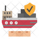 Insurance Protect Parcel Icon