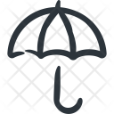Insurance Umbrella Protection Icon