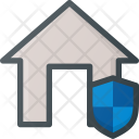 Insurance Protect Apartment Icon