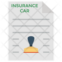 Insurance Agreement Icon