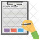 Insurance Application Icon