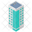 Insurance Building Insurance Company Commercial Building Icon