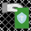 Insurance Card Member Voucher Icon