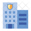 Iinsurance Company Insurance Company Office Icon