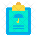 Insurance Document Icon