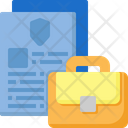 Insurance Documents Icon