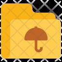Insurance folder Icon