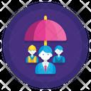 Insurance Management Risk Mangement Management Icon