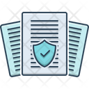 Insurance Paper Icon