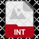 Int file Icon
