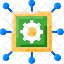 Integrated Chips Icon