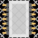 Integrated Circuit Monolithic Icon