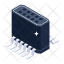 Integrated Circuit Ic Electric Circuit Icon