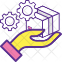 Integrated Logistic Support Icon
