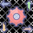 Integration Entirety Incorporation Icon