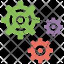 Production Integration Development Icon