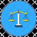 Justice Scale Political Justice Social Justice Icon