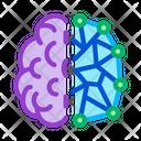 Intelligence Brain Icon