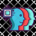 Intelligent Agents Cpu Processer Icon