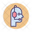 Intelligent Assistant Assistant Chatbot Icon