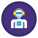 Intelligent Assistant Icon