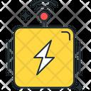 Intelligent Energy Control Energy Controller Power Icon