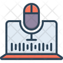 Intelligent Personal Assistant Tech Graphic Icon