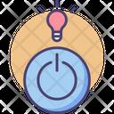 Intelligent Power Power Activae Icon